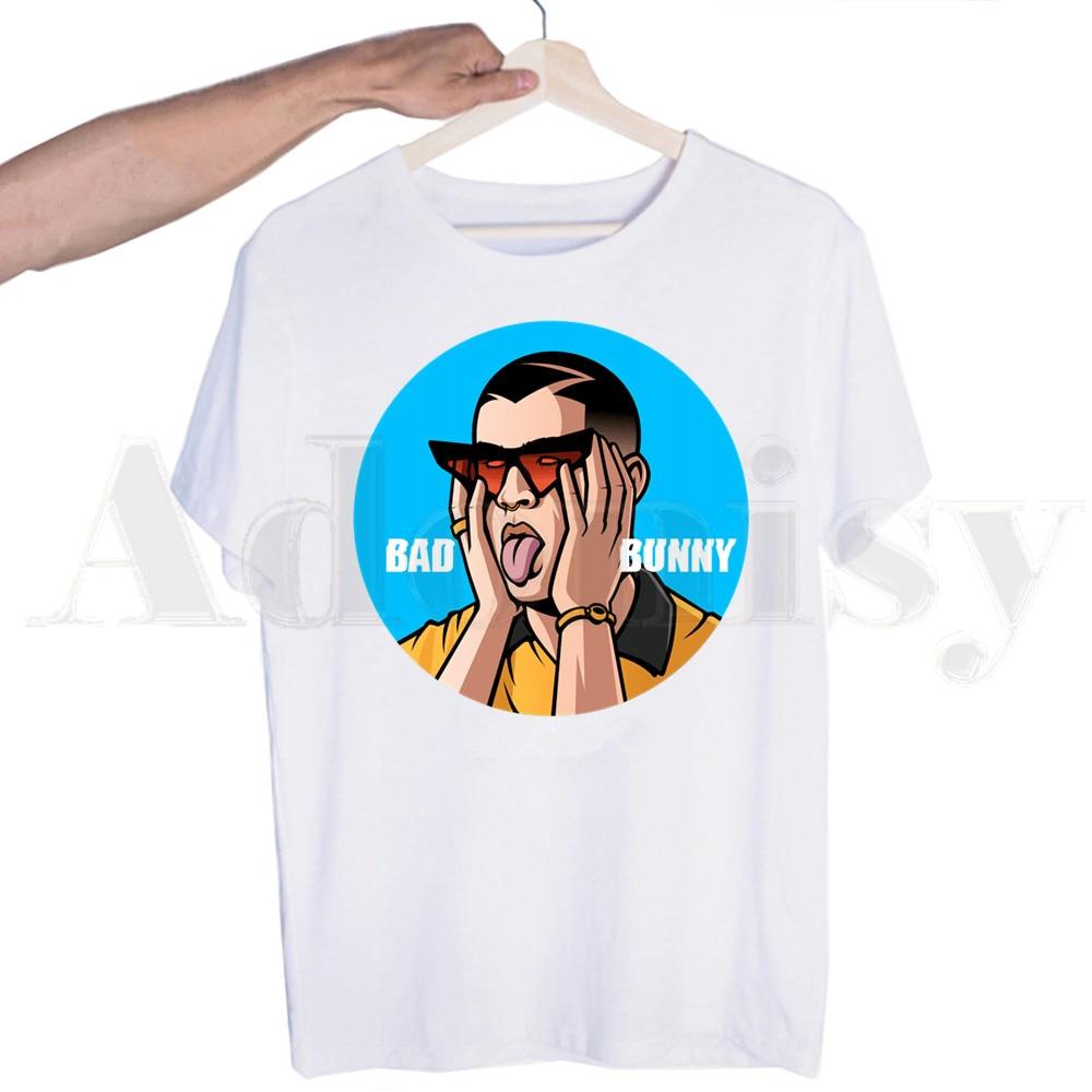 Bad Bunny Hhqmdlg Music Tshirts