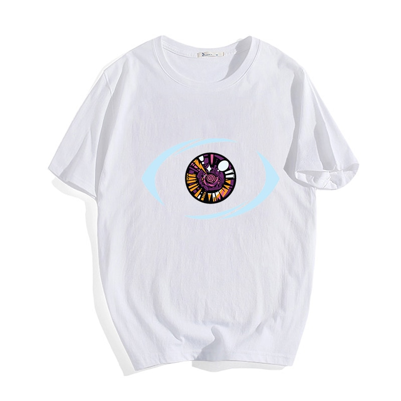 Bad Bunny Eye Logo T Shirt