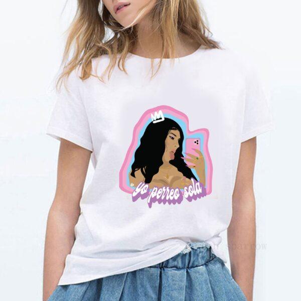 Yo Perreo Sola Bad Bunny T shirt