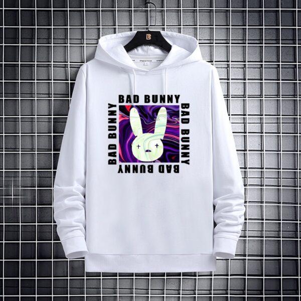 Bad Bunny Face Printed