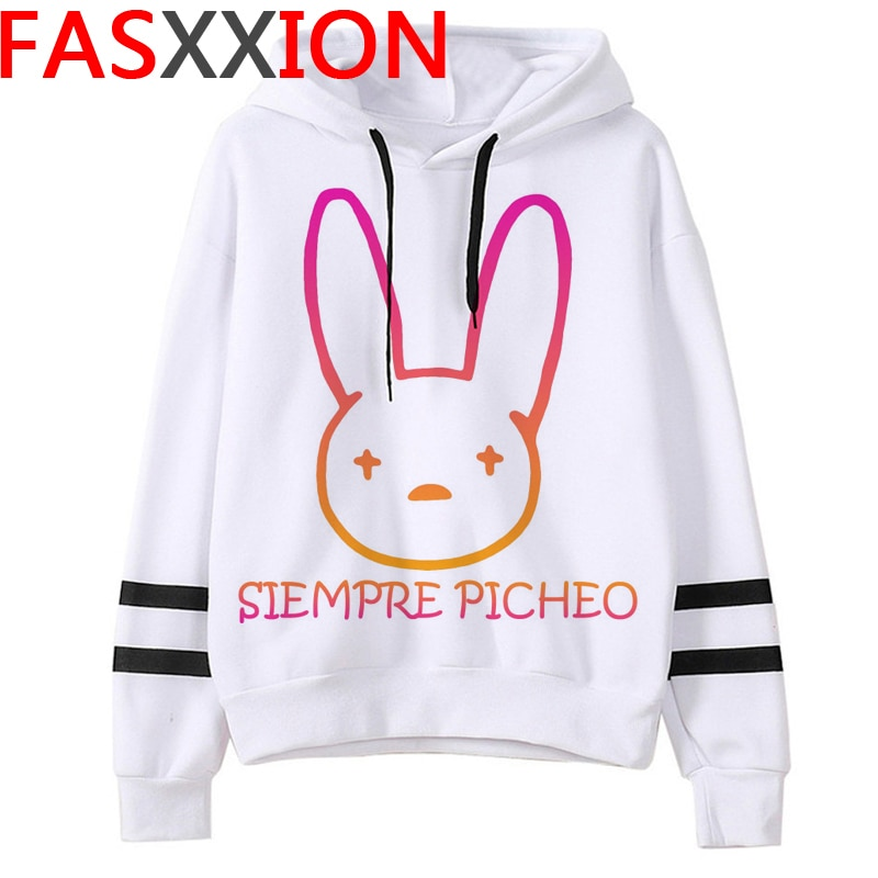 Bad Bunny SIEMPRE PICHEO Hoodie