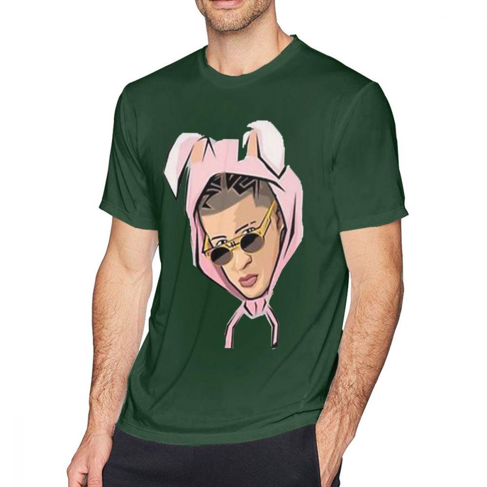 Bad Bunny Men Tee Shirt