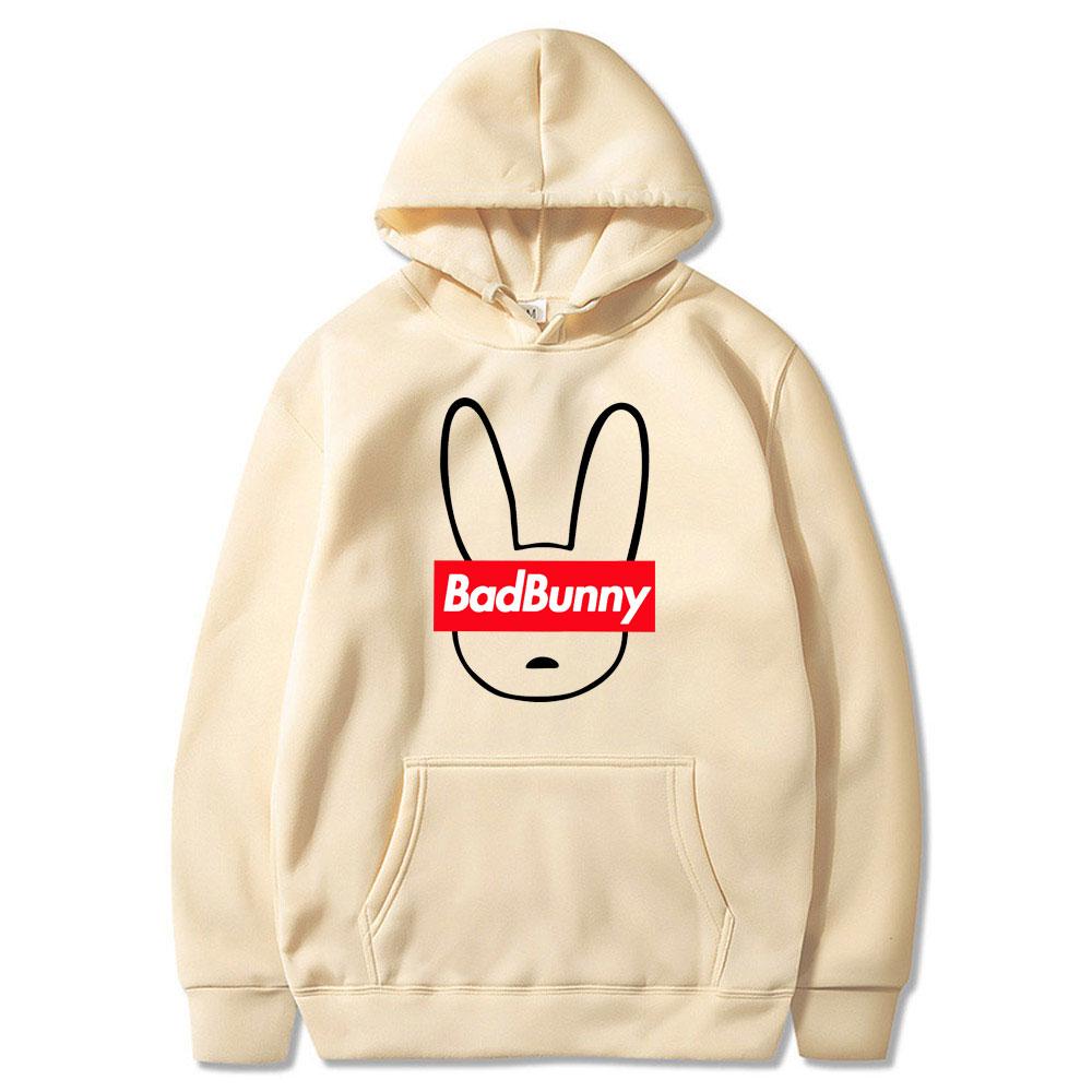 Bad Bunny Logo Sweatshirt