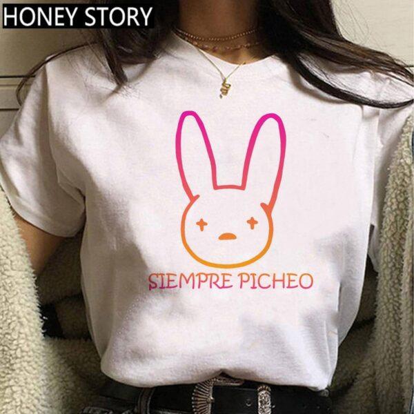 Bad Bunny Siempre Picheo T- Shirt