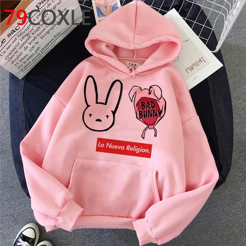 Bad Bunny Have A Nice Day Hoodies