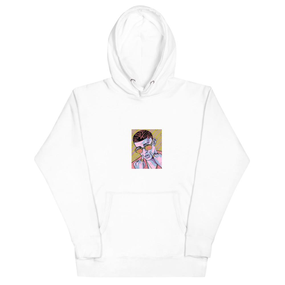 Shop Bad Bunny Net Worth Hoodie - Bad Bunny Merch